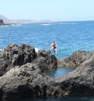 Jump In Tenerife